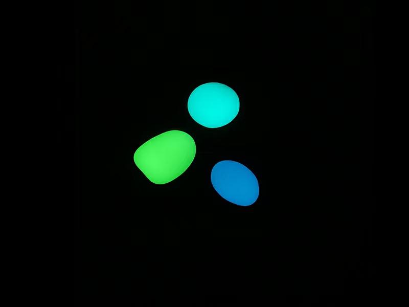 發光顆粒造型